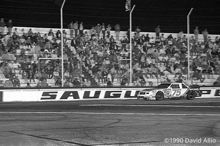 Saugus Speedway Santa Clarita California 1990