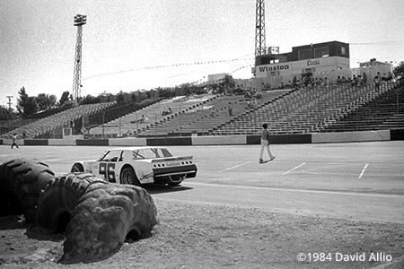 Stockton 99 Speedway Stockton California 1984