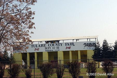 Thunderbowl Raceway Tulare California 2003