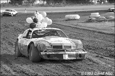 Watsonville Fairgrounds Speedway Watsonville California 1983