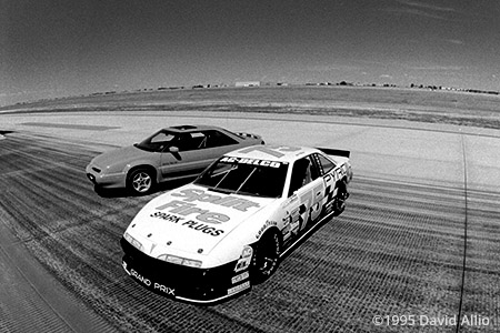 Stapleton International Airport Road Course Denver Colorado 1995
