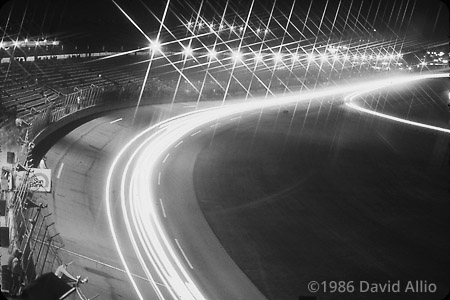 Daytona International Speedway Daytona Beach Florida 1986