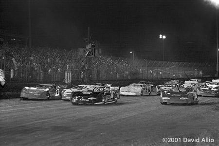 East Bay Raceway Gibsonton Florida 2001