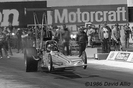Gainesville Dragway Gainesville Florida 1986