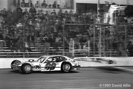 New Smyrna Speedway New Smyrna Beach Florida 1980