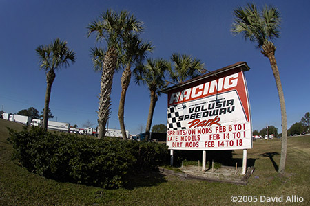 Volusia Speedway Park Barberville Florida 2005