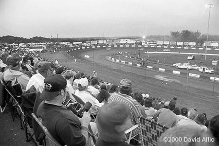 Dixie Speedway Woodstock Georgia dirt oval 2000