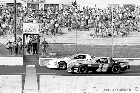Georgia International Speedway Peach State Speedway Gresham Motorsports Park Jefferson Georgia 1987