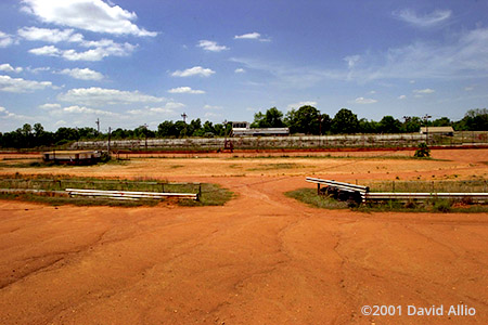 Hartwell Motor Speedway Hartwell Georgia 2001