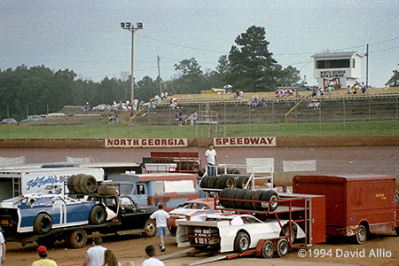 North Georgia Speedway Chatsworth Georgia 1994