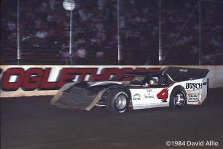 Oglethorpe Speedway Savannah Georgia 1984