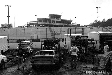 Rome Speedway Rome Georgia 1995