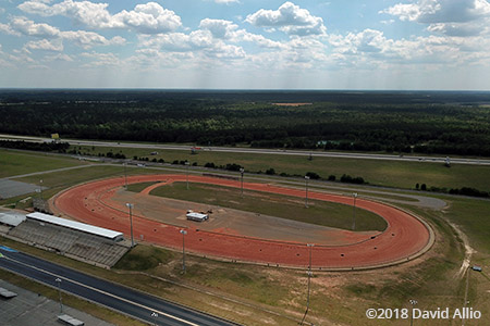 South Georgia Motorsports Park dirt oval Adel Georgia 2018