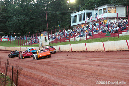 Sugar Creek Raceway Blue Ridge Georgia 2004
