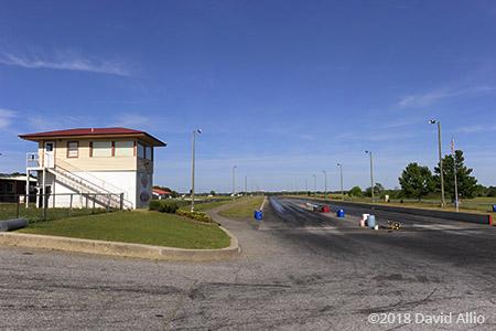 Taylor County Silver Dollar Motorsports Park dragstrip Reynolds Georgia 2018