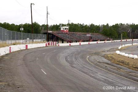Waycross Motor Speedway Waycross Georgia 2001