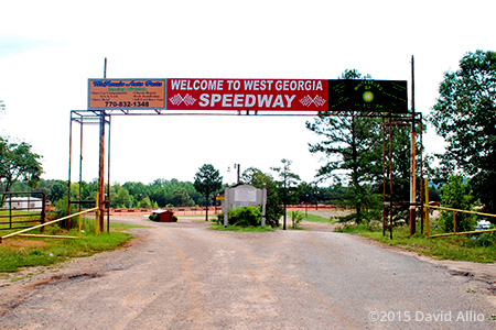 West Georgia Speedway Whitesburg Georgia 2015