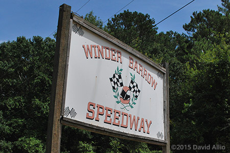 Winder Barrow Speedway Winder Georgia 2015