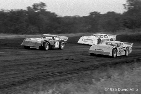Adams County Speedway Corning Iowa 1985
