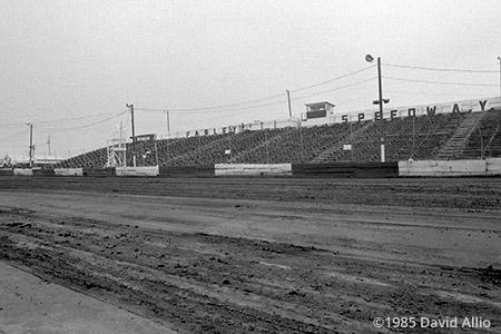 Farley Speedway Farley Iowa 1985