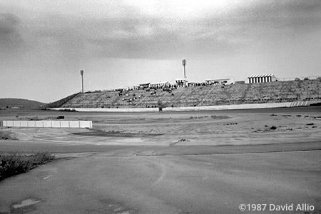 Northwest Speedway Post Falls Idaho 1987
