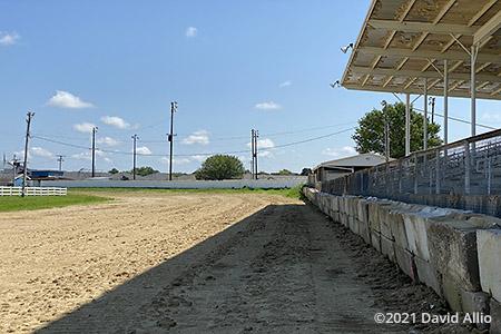 American Legion Fairgrounds Jersey County Fairgrounds Jerseyville Illinois short track dirt oval 2021