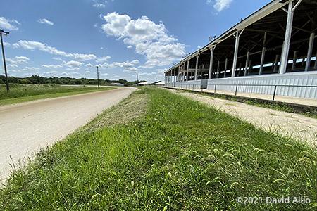 Carrollton Fairgrounds Greene County Fairgrounds Carrollton Illinois short track dirt oval 2021