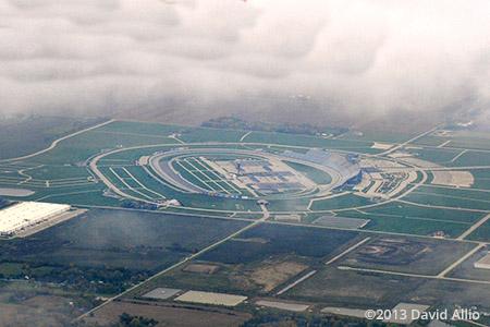 Chicagoland Speedway Joliet Illinois 2013