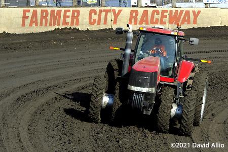 Farmer City Raceway Farmer City Illinois short track dirt oval 2021