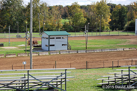 Decatur County Fairgrounds Speedway Greensburg Indiana short track dirt oval 2015