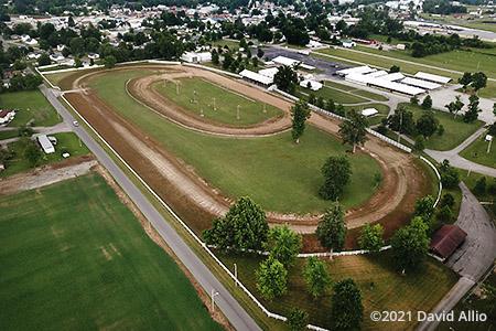 Ripley County Fairgrounds Park Osgood Indiana short track dirt ovals 2021