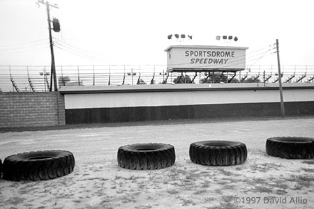 Sportsdrome Speedway Jeffersonville Indiana 1997