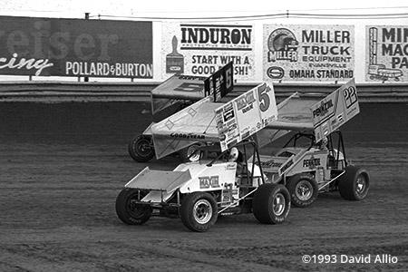 Tri-State Speedway Haubstadt Indiana 1993