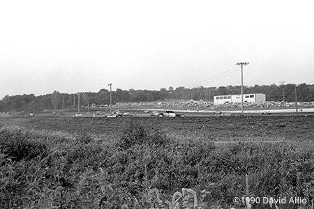 Topeka Speedway Topeka Kansas 1990