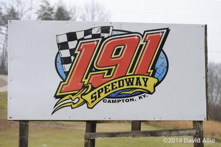 191 Speedway Trent Kentucky 2014