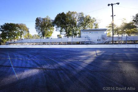 Beech Bend Raceway Park paved oval Bowling Green Kentucky 2016