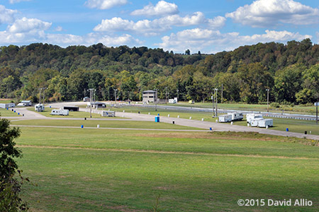 I-64 Motorplex Dragway Owingsville Kentucky 2015