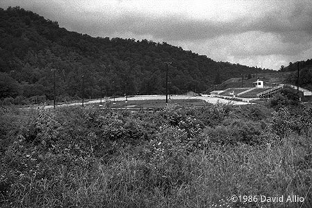 Lost Creek Speedway Lost Creek Kentucky 1986
