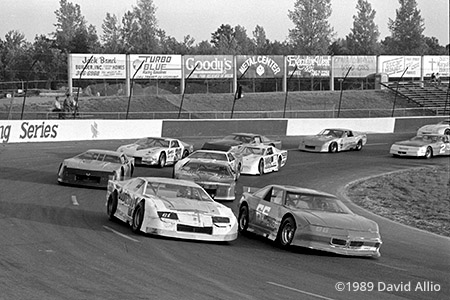 Louisville Motor Speedway Louisville Kentucky 1989