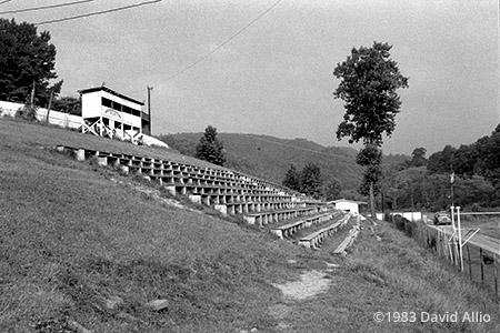 Mountain Motor Speedway Isom Kentucky 1983