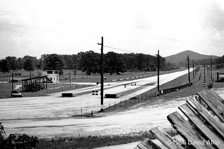 Mountain Park Dragway Clay City Kentucky 1986
