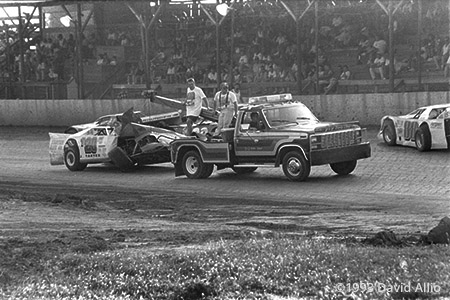Taylor County Speedway Campbellsville Kentucky 1993
