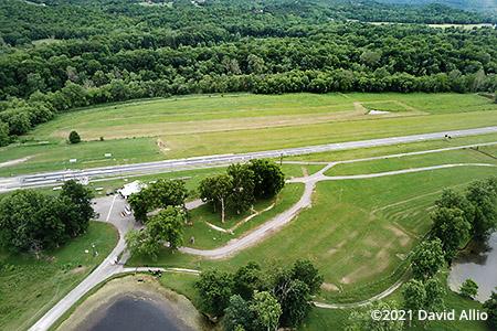 Thornhill Park Morning View Kentucky 2021