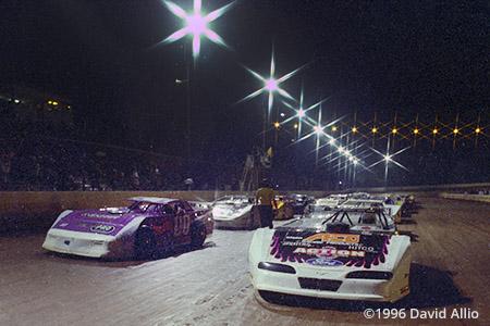 Hagerstown Speedway Hagerstown Maryland 1996