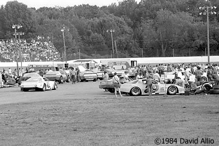 Berlin Raceway Marne Michigan 1984