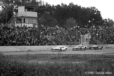 Mount Clemens Race Track Mount Clemens Michigan 1981