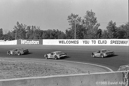 Elko Speedway Elko Minnesota 1988
