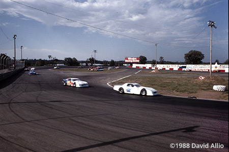 Raceway Park Shakopee Minnesota 1988