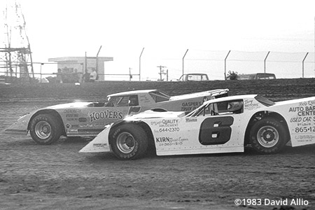 Capital Speedway Holts Summit Missouri 1983