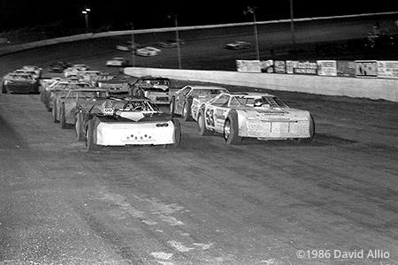 I-70 National Speedway Odessa Missouri 1986